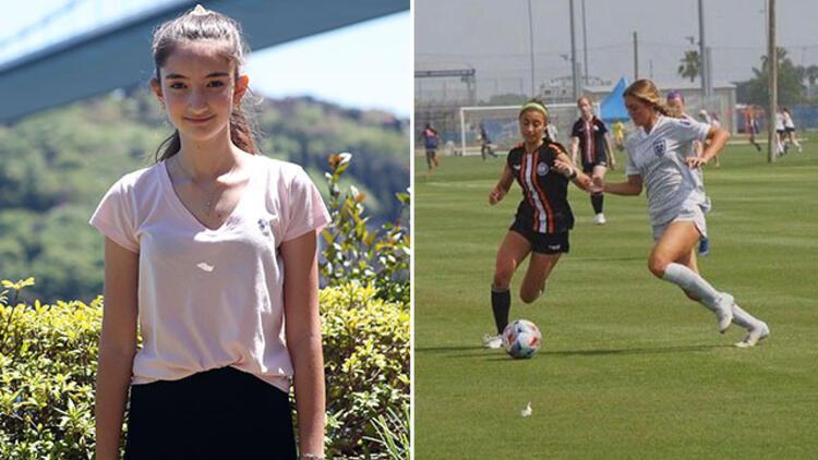 """Türk kadın futboluna ABD'den destek! """"Geleceğe Gol"""" projesi..."""