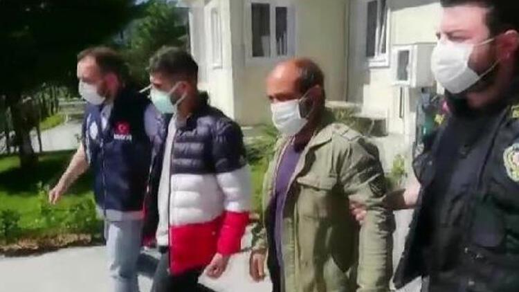 Arnavutköy'de uyuşturucu baskını!