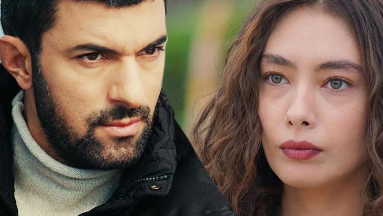 'Sefirin Kızı' final yaptı... Engin Akyürek sadece eski rol arkadaşı Neslihan Atagül'e teşekkür etmedi!