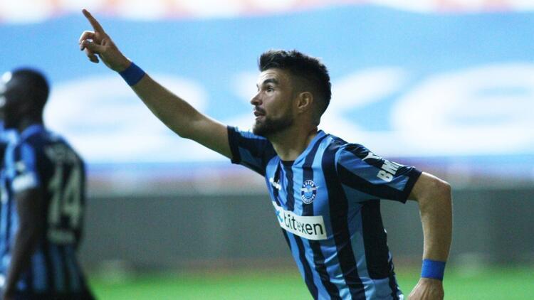 Adana Demirspor'da takımın en golcüsü Hasan Kılıç ayrılık kararını açıkladı
