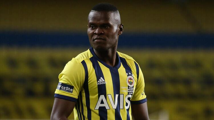 Fenerbahçe'nin golcüsü Samatta'ya eski kulübü talip oldu