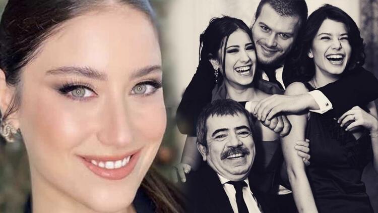 Hazal Kaya'dan Aşk-ı Memnu paylaşımı: İyi ki bir araya gelmişiz, sizsiz olmazmış!