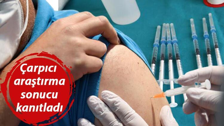 Çarpıcı araştırma sonucu: İkinci doz Kovid-19 aşısının ertelenmesi daha fazla hayat kurtarıyor!