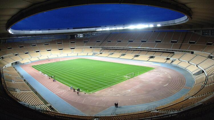 EURO 2020ye ev sahipliği yapacak La Cartuja Stadına 16 bin seyirci alınabilecek