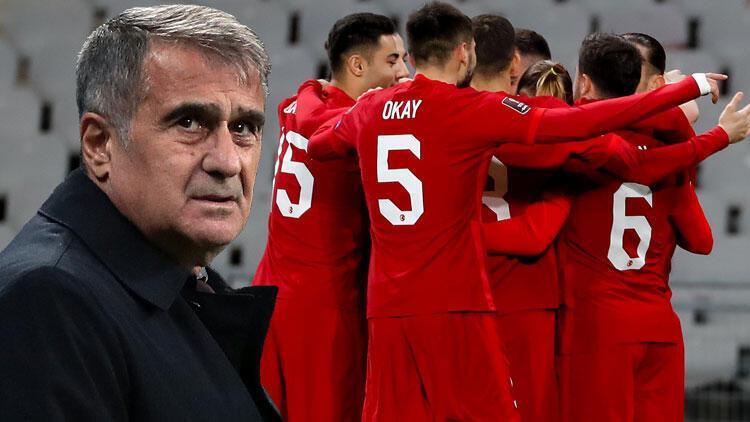 Son dakika: Şenol Güneş, Milli Takım'ın EURO 2020 kadrosunu açıklıyor!