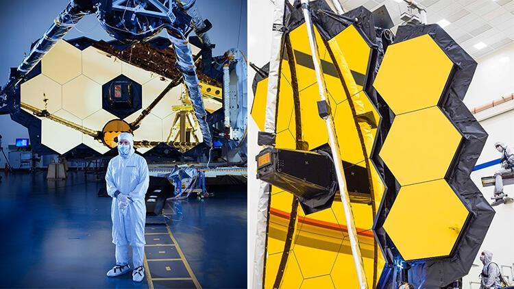 10 milyar dolara mal oldu! Evrendeki ilk yıldızları inceleyecek