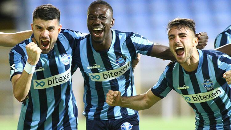 Süper Lig'e yükselen Adana Demirspor'da 3 ayrılık birden!