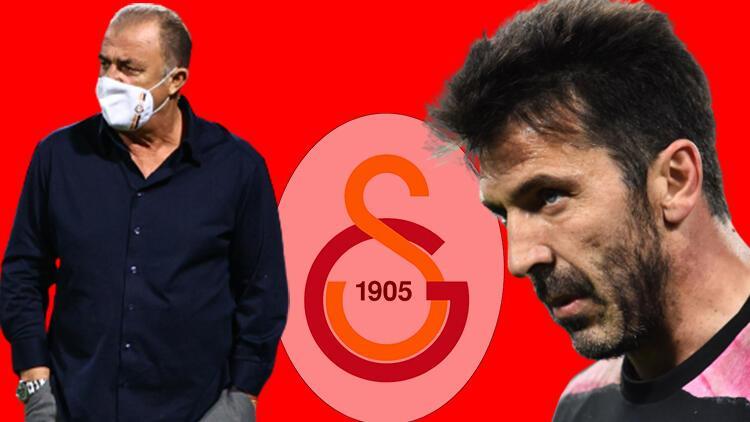 Juventus'tan ayrılacak Buffon'un menajeri resmen açıkladı! Galatasaray...