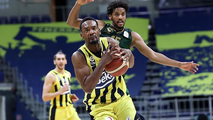 Fenerbahçe Beko 103-91 Darüşşafaka Tekfen
