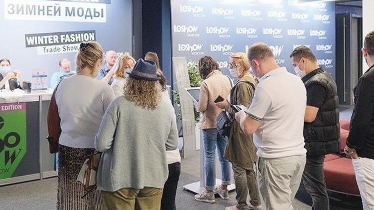 Deri sektörü 'Leshow Moskova'da buluşuyor