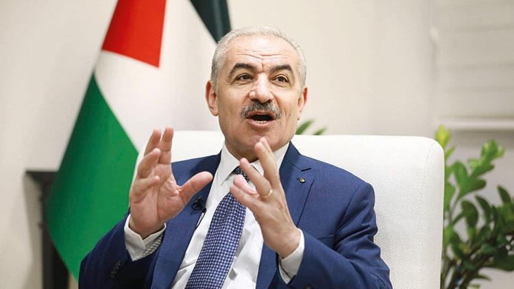 Filistin Başbakanı: İsrail'in saldırılarına birlikte direniyoruz