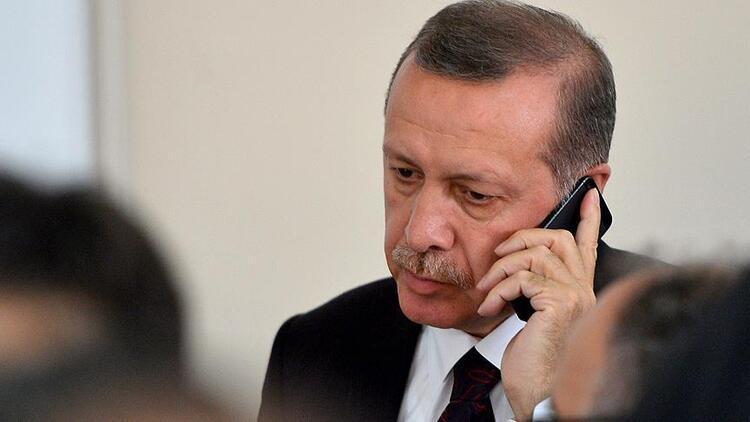 Son dakika haberi: Cumhurbaşkanı Erdoğan'dan telefon diplomasisi