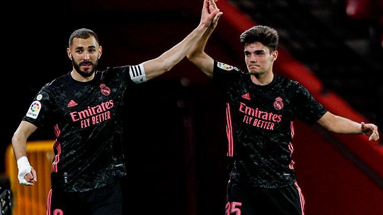 Granada 1 - 4 Real Madrid (Maç özeti)