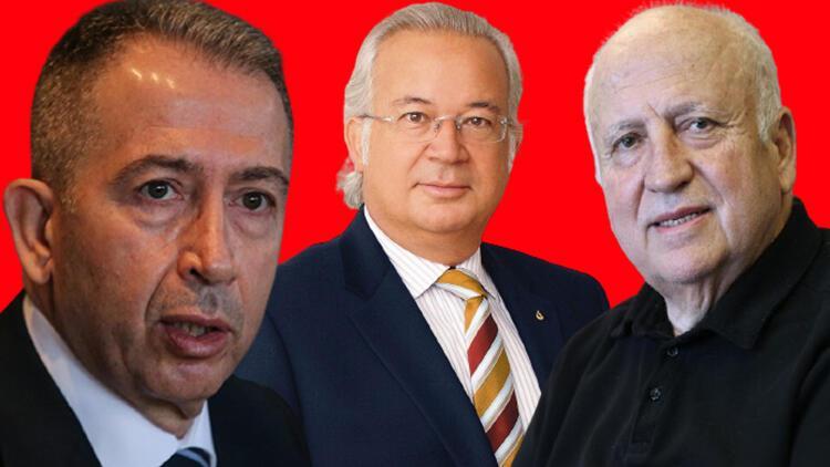 Galatasaray'da başkan adayları ile bayram sohbeti! 'Fatih Terim ile görüştüm...'