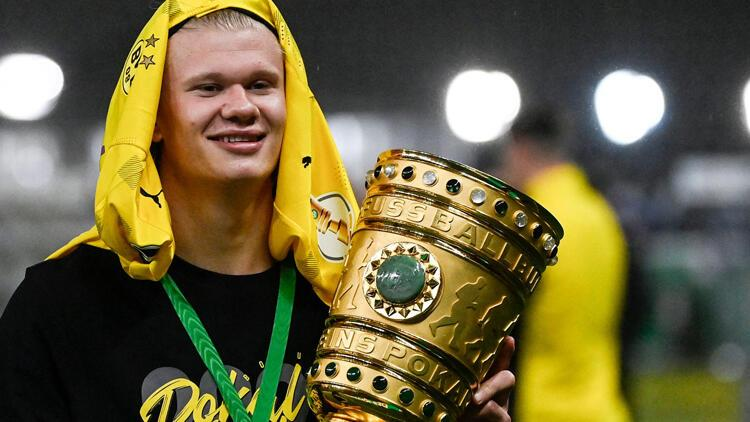 İZLE - Haaland'ın Leipzig maçı performansı! Kupa Dortmund'un...