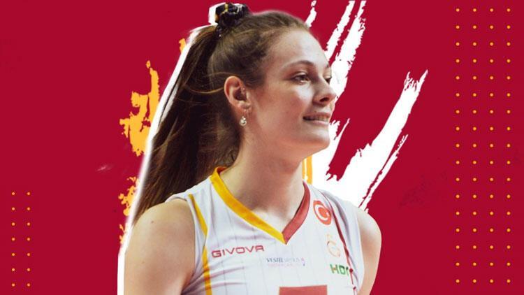 Galatasaray HDI Sigorta Kadın Voleybol Takımı, Anthi Vasilantonaki'yi yeniden kadrosuna kattı