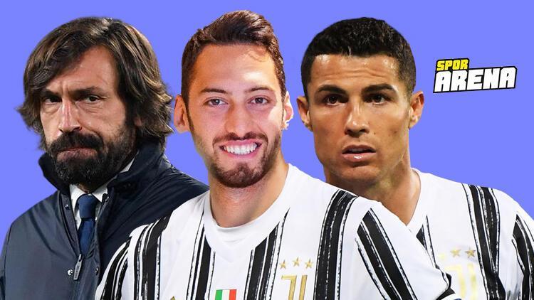 Son Dakika: Hakan Çalhanoğlu transferinde işler karıştı! Juventus'un teklifi, Cristiano Ronaldo ve Pirlo...