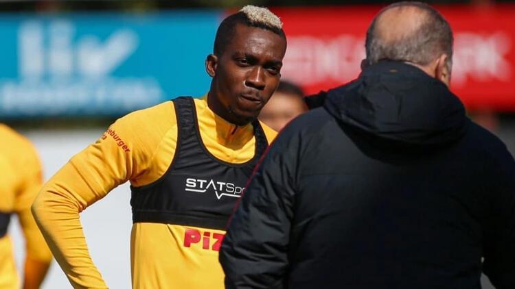 Son Dakika: Galatasaray'da Yeni Malatyaspor maçı öncesi Henry Onyekuru şoku