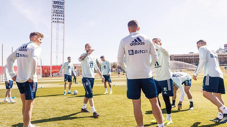 Türkiye'den İspanya milli takımına taraftar token