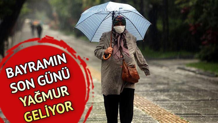Bayramın son günü hava nasıl olacak? Meteoroloji'den sağanak uyarısı! İşte 15 Mayıs il il hava durumu