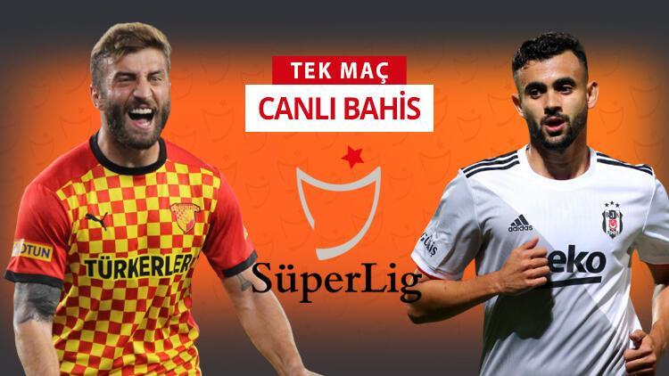 Göztepede Beşiktaş maçı öncesi 4 eksik Bu maça iddaa oynayanların %27si...