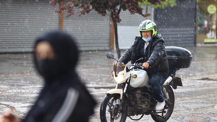 Ramazan Bayramı'nın son gününde 3 kent için yağış uyarısı