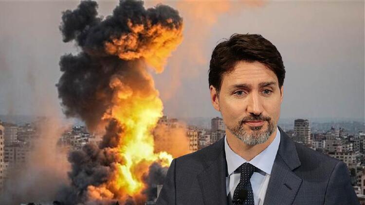 Son dakika: Kanada Başbakanı'na 'İsrail'e silah satışını durdurun' çağrısı