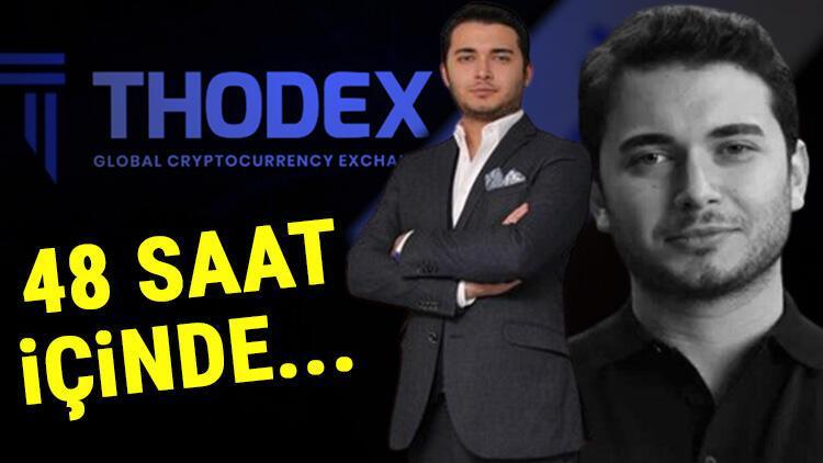 Thodex kurucusu Faruk Fatih Özer köşeye sıkıştı! Operasyon için son etaba geçildi