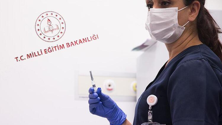 Son dakika haberi: Öğretmen ve okul çalışanları için koronavirüs aşısı randevusu açıldı