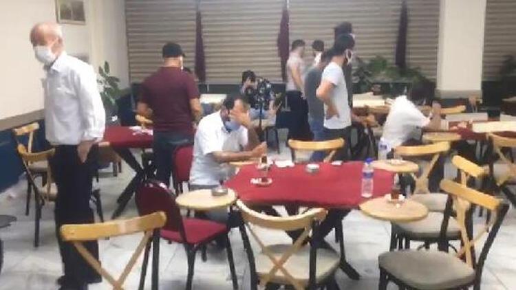 Bursa'da daha önce 3 kez basılan kafede ceza yağdı!