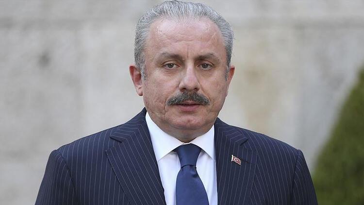 TBMM Başkanı Şentop, Maulen Ashimbayev ile görüştü
