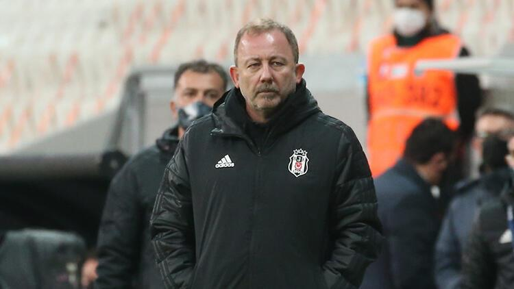 Son dakika: Beşiktaş'ta Sergen Yalçın'dan şampiyonluk sözleri