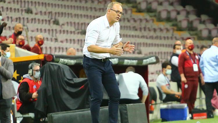 """Yeni Malatyaspor Teknik Direktörü İrfan Buz: """"Formamızı en iyi şekilde temsil ettik"""""""