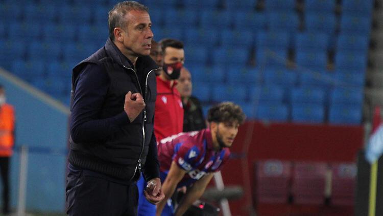 """Trabzonspor'da Abdullah Avcı'dan sezon değerlendirmesi! """"Sezon çok iyi geçti ama yeterli değil"""""""