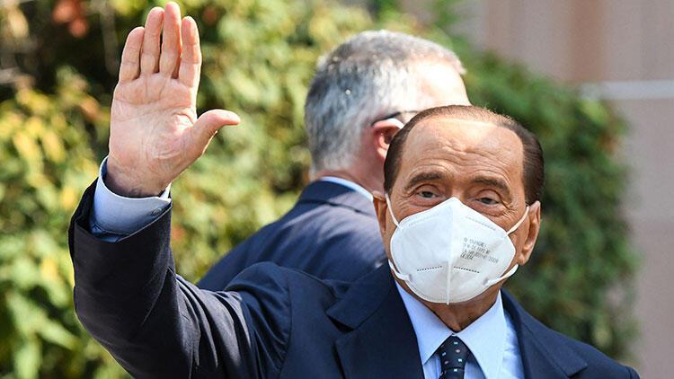 Silvio Berlusconi hastaneden taburcu edildi