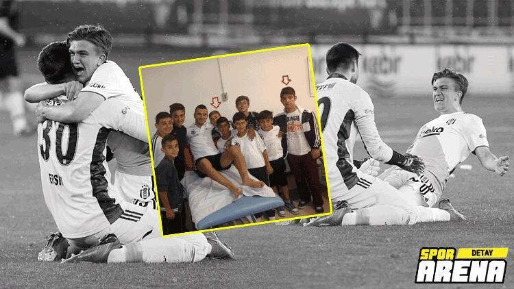 O çocuklar büyüdü ve Beşiktaş'ı şampiyon yaptı!