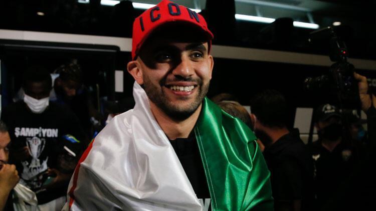 Son dakika: Şampiyon Beşiktaş'ta Rachid Ghezzal'dan Sergen Yalçın itirafı