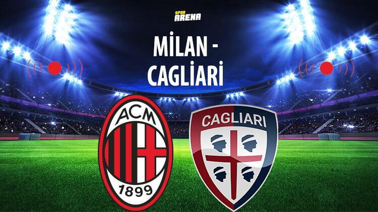 Milan - Cagliari maçı ne zaman, saat kaçta ve hangi kanalda yayınlanacak? Milan - Cagliari maçı kanal ve saat bilgisi