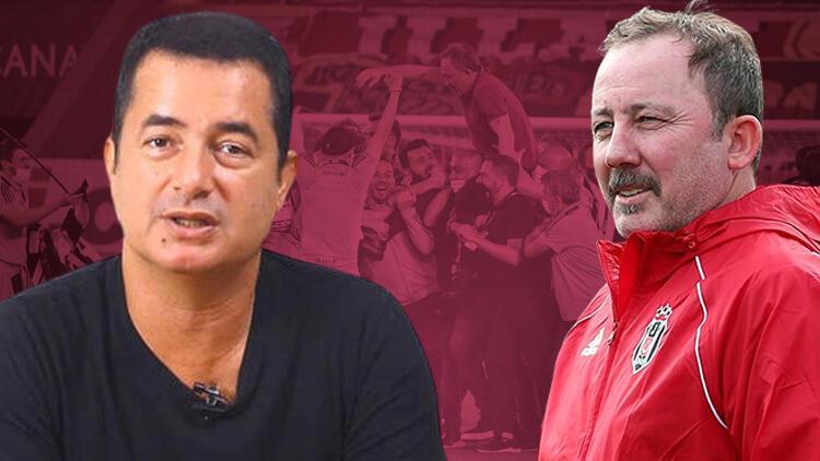 Acun Ilıcalı'dan Beşiktaş ve Sergen Yalçın'a tebrik