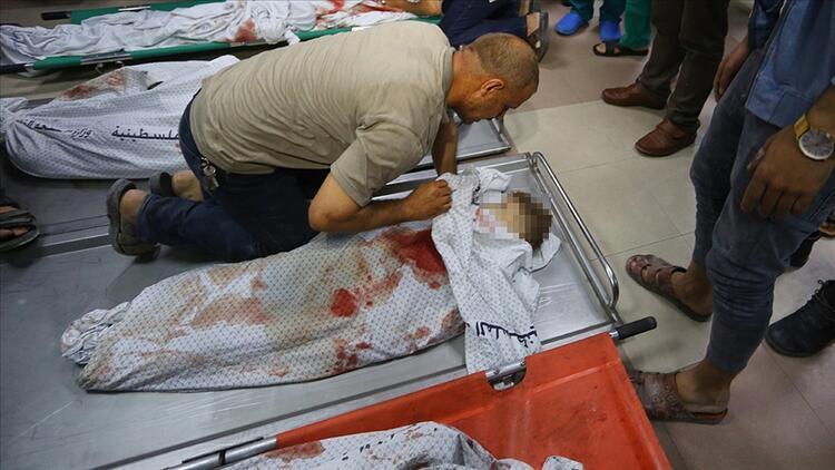 İsrail'in korkunç saldırısında eşi ve 4 çocuğunu kaybetmişti! 'Çocukların günahı neydi'