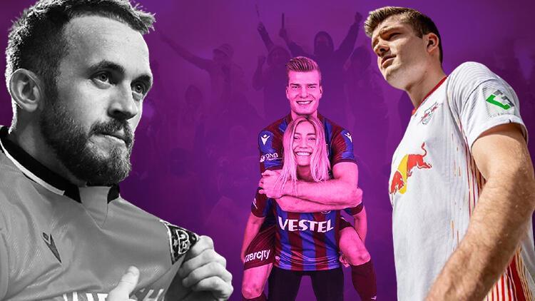 Son dakika: Trabzonspor'da Abdullah Avcı'dan Sörloth ve Edin Visca açıklaması! Transfer...
