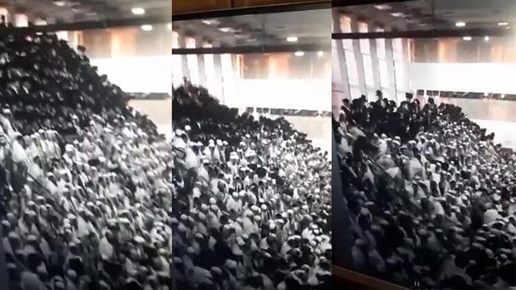 Batı Şeria'da bir sinagogda platform çöktü! Ölü ve yaralılar var