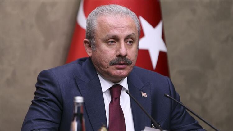 TBMM Başkanı Şentop: BM'nin iki devletli çözüm çağrısı yeterli değil