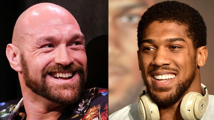 Joshua ile Fury arasındaki unvan maçı 14 Ağustos'ta yapılacak