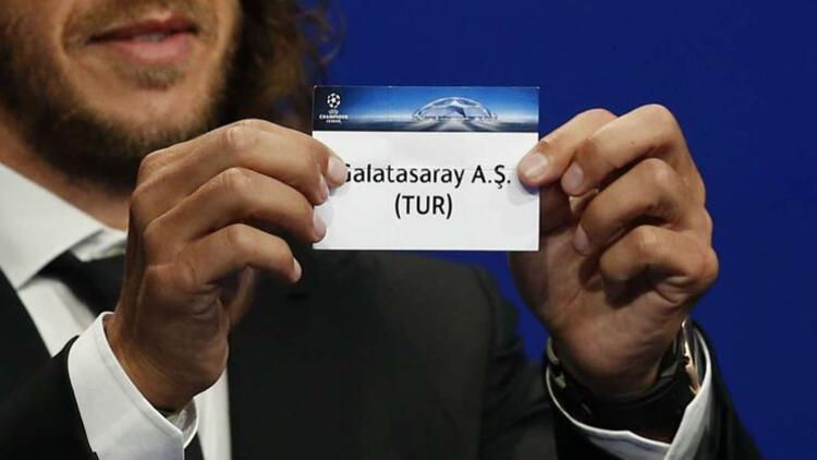 Son Dakika: Galatasaray için ihtimaller! Şampiyonlar Ligi'ndeki muhtemel rakipler...