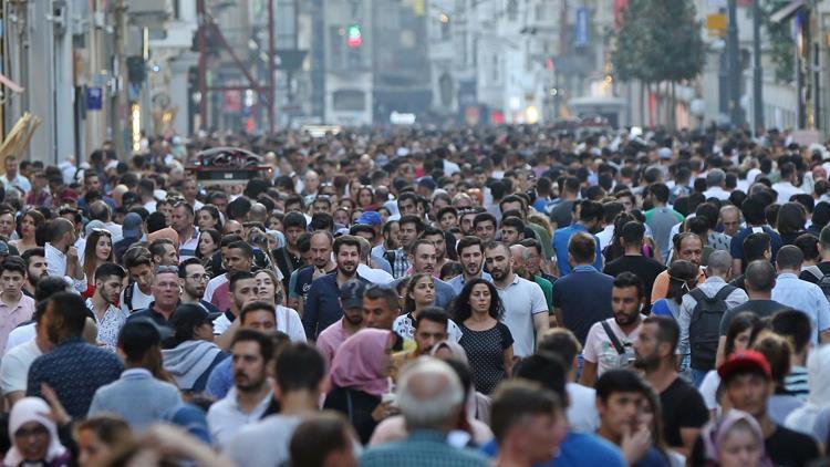 Türkiye'de genç nüfus 12.9 milyon!