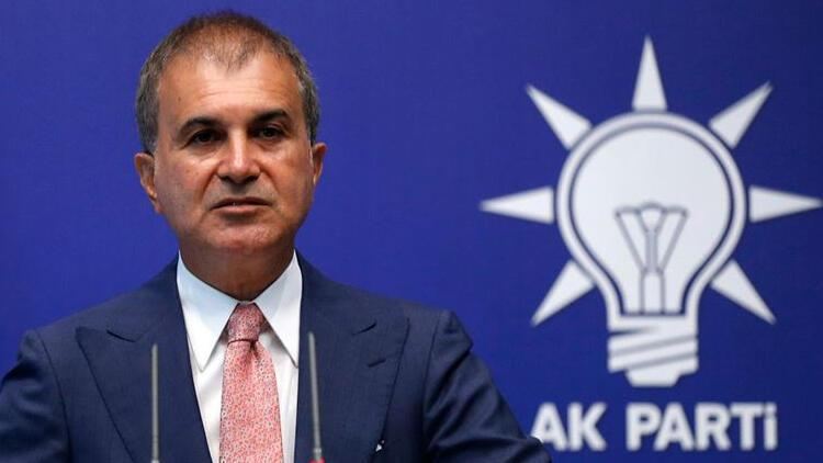 AK Parti Sözcüsü Ömer Çelik'ten İsrail tepkisi