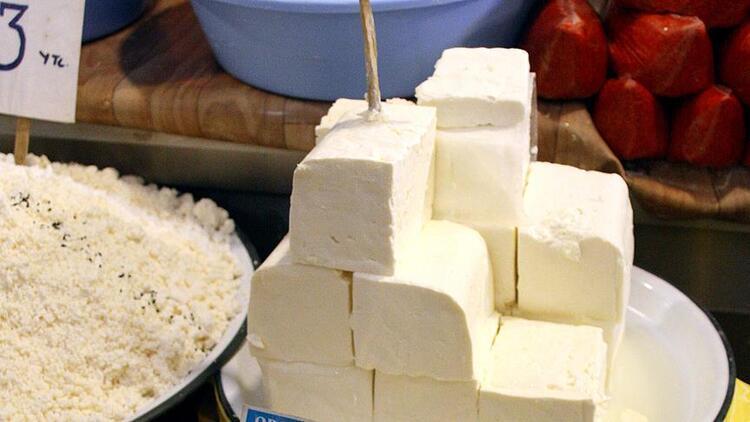 İnek peyniri ve kaymak üretiminde 10 yılın rekoru kırıldı