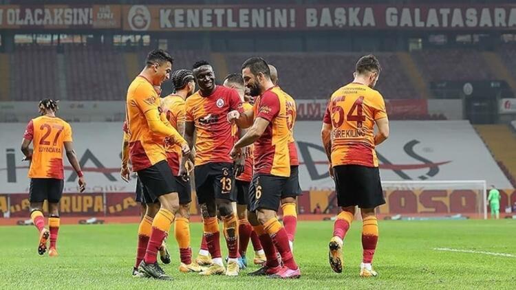 Süper Lig'in yayın geliri şampiyonu Galatasaray