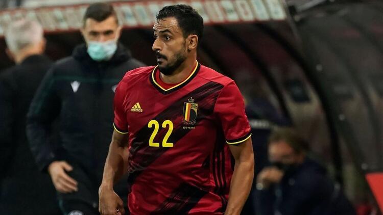 Başakşehir'de forma giyen Nacer Chadli, Belçika'nın EURO 2020 kadrosunda